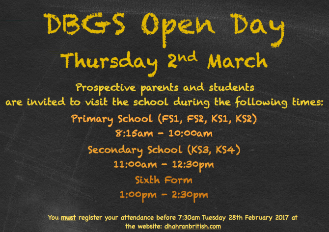 DBGS Open Day Flier2.png